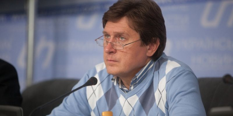 Political scientist Volodymyr Fesenko, head of the Penta Center for Applied Political Studies