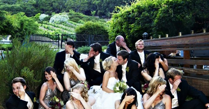 awesome bridal party poses